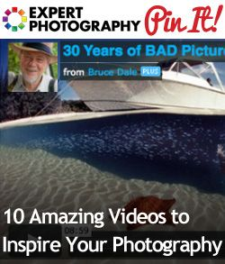 10 Amazing Videos to Inspire Your PhotographyPhotographers, 1 Photography, 10 Amazing, Expert Photography, Amazing Photography, Amazing Videos, Inspiration Photography, Photos Tut, Photography Tutorials