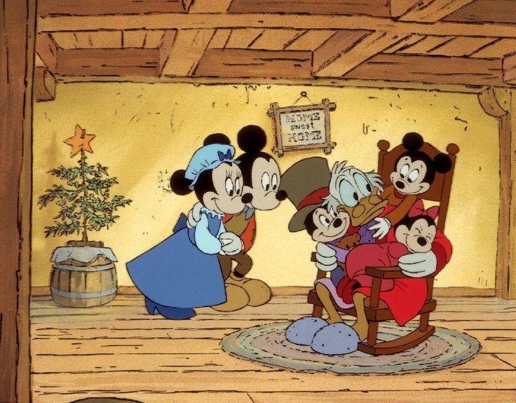 Mickeys Christmas Carol- I love this movie so much