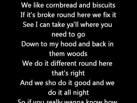 Colt Ford- Dirt Road Anthem (Lyrics)