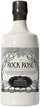 16th December - Rock Rose Gin - Navy Strength, Dunnet Bay Distillers, Scotland