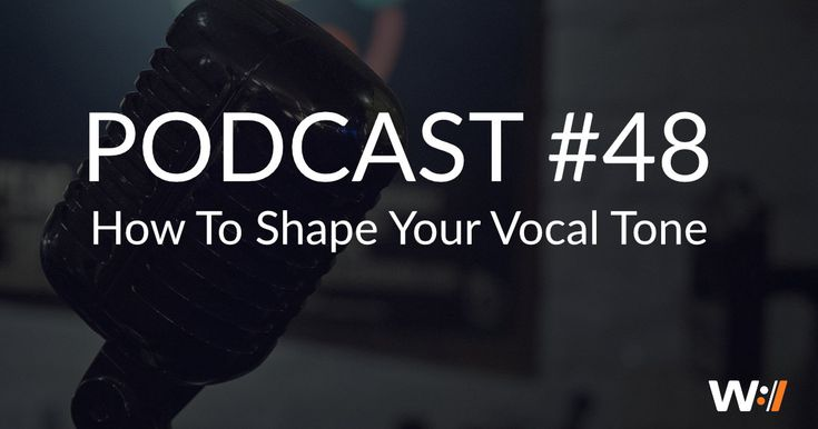 Singing is way more than just hitting notes. Show favorite Shelby Rollins of Singing Success joinsus to show us ways to communicate songs with our vocal tone. In Member Mail, Daniel gives some tips on being the old guy in the band.