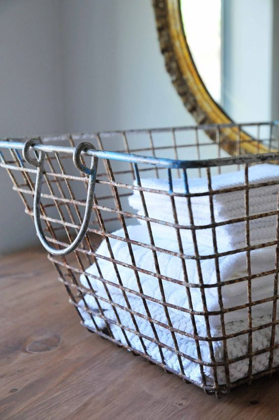 50 best Tisket~A~Tasket~~Baskets! images on Pinterest | Wire baskets ...