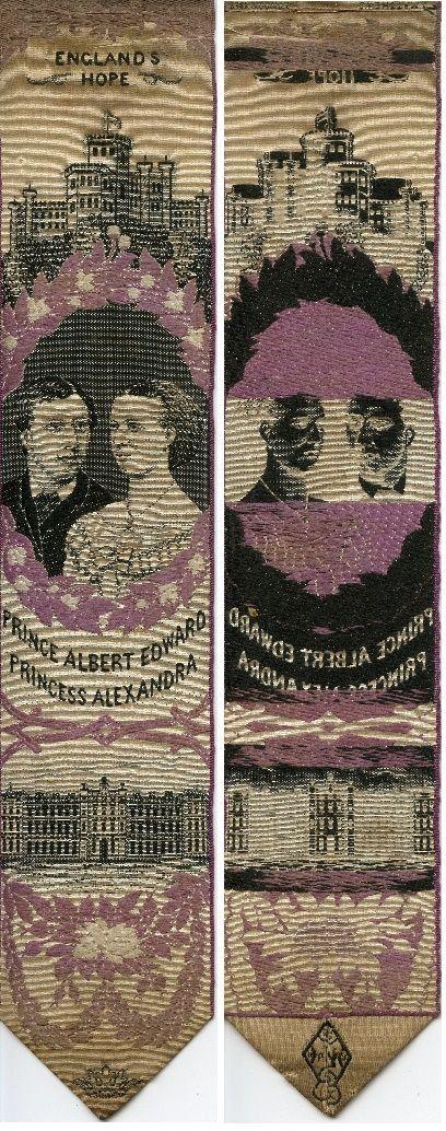 Prince Albert & Princess Alexandra - Marriage 1863