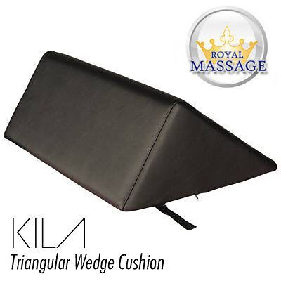 Massage Pillows and Bolsters: New! Dlx Oversized Massage Table Triangular Bolster Backrest Pillow -Spa Cushion -> BUY IT NOW ONLY: $69.95 on eBay!