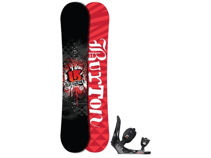 Burton Verdict/Freestyle Package Snowboards $699 *Prices subject to change