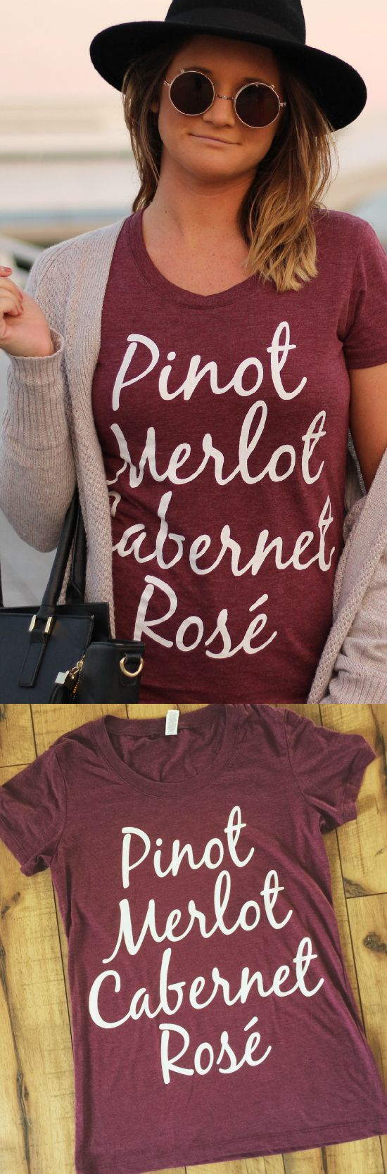 Wine Shirt by Folklore Couture #wineshirt. Need this for our next winery tour this summer!!