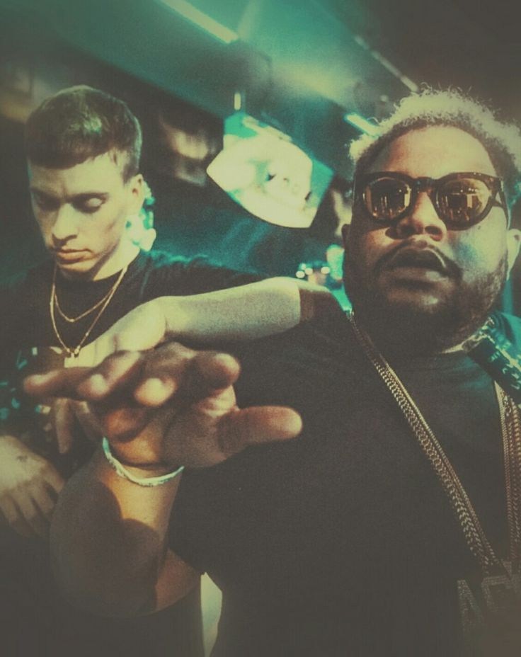 | YELLOW CLAW & CARNAGE | - edm is my life.