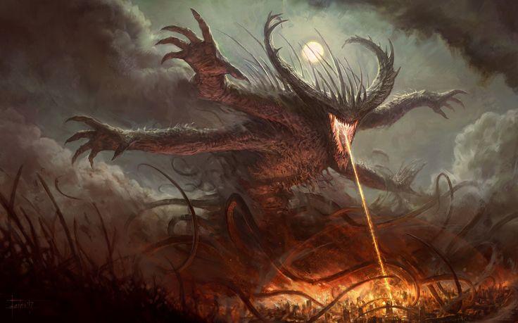 http://www.deviantart.com/art/Chaos-Demon-658184850