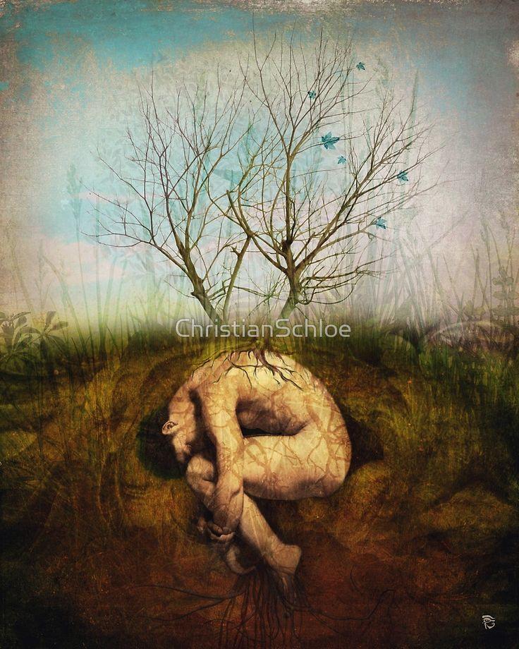 «The Dreaming Tree» de ChristianSchloe