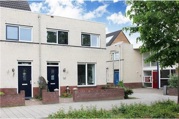 Super mooie starterswoning te koop voor 192.500 euro: Tonselsehof 9, Harderwijk