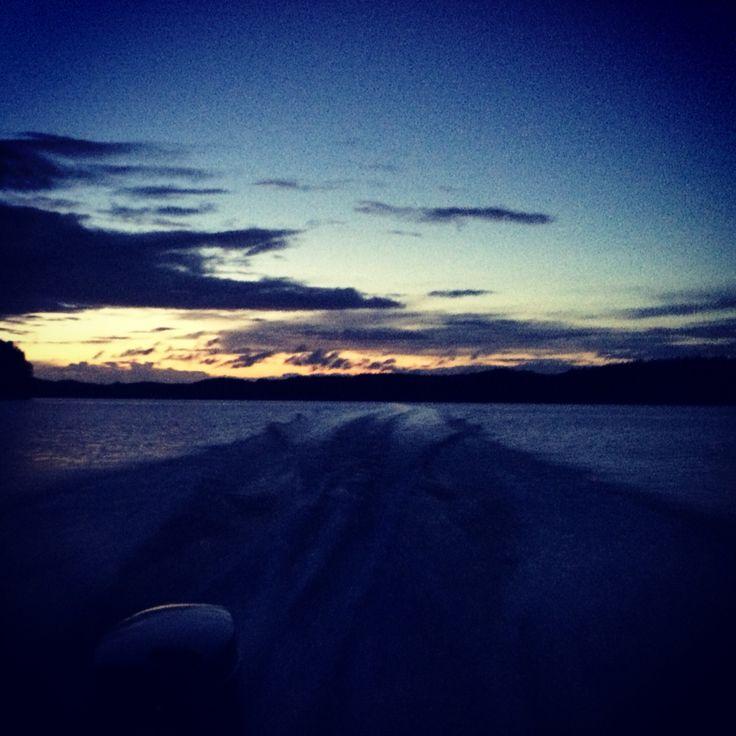 Lake Ruotsalainen, Finland