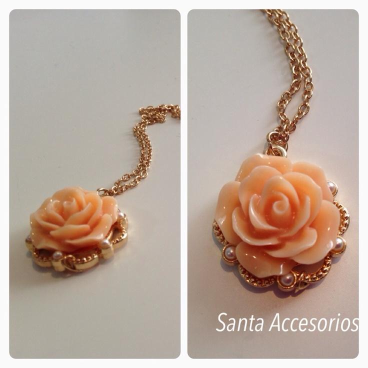 #cadena #rosa #santa #accesorios