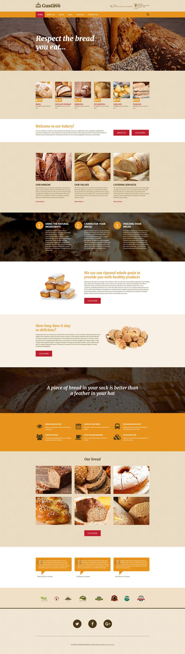 292 best joomla templates images on pinterest bakery responsive joomla template pronofoot35fo Choice Image