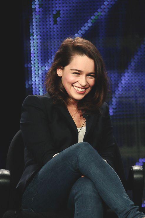 Emilia Clarke Größe