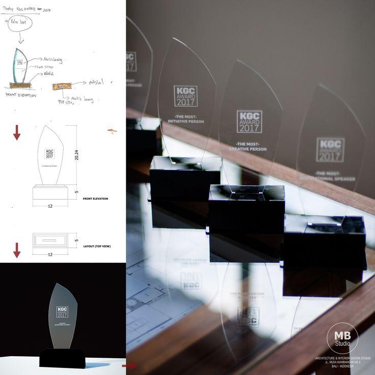 MINI ARCHITECTURE - TROPHY DESIGN - KGC AWARD 2017