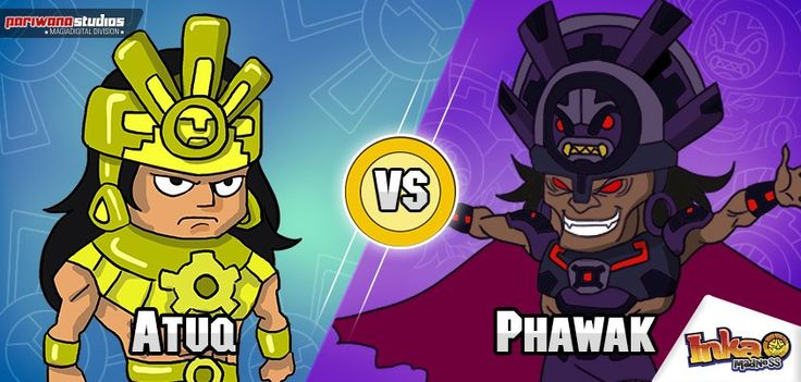Atuq vs Phawak. #atuq #phawak #inkamadness #games #apps #wp #ios #iPhone #ipad
