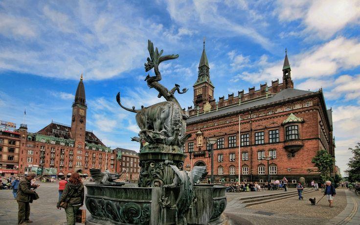 Датский тандем: Копенгаген-Оденсе