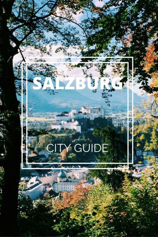 City Guide to Salzburg
