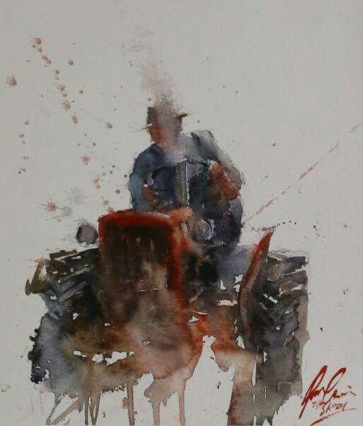 Il trattorista
