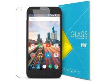 """Protection d'écran Verre trempé Archos 50 Helium Plus 4G 5"""" - 9H Glass Pro+ HD 0.33 mm 2.5D - 6,98 €"""