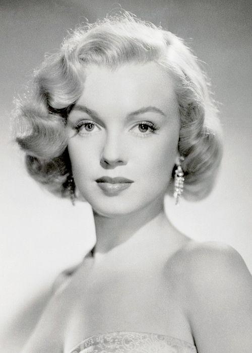 Marilyn Monroe en 1950 Que hermosa mujer!