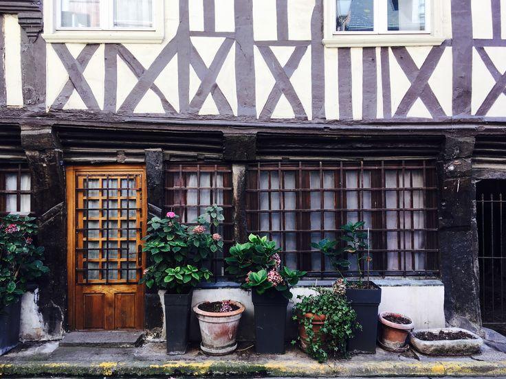 Port Honfleur, France 🇫🇷