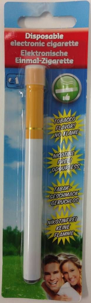 Electronische wegwerp sigaret