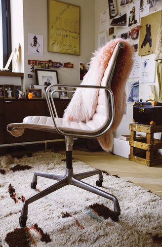 Inside Jenna Lyons Office