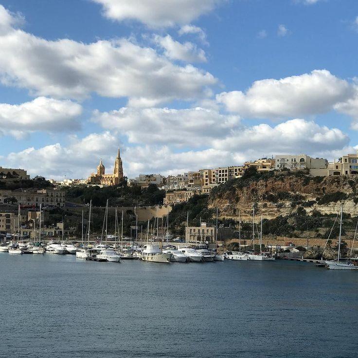 Port of bozo Malta #trip #sightseeing #kathyatravel