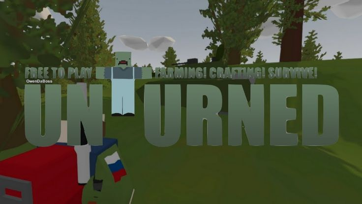I found the Fury tank from the film FURY in Unturned!!!