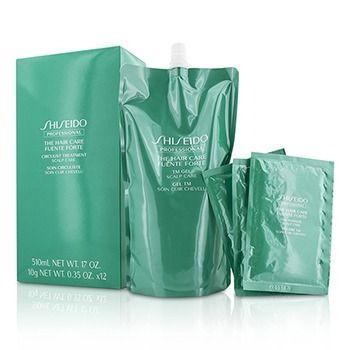 The Hair Care Fuente Forte Circulist Treatment - Scalp Care (1x TM Gel 510ml + 12x TM Powder 10g) -