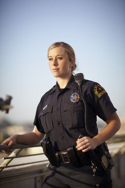 Women cops Nude Photos 47