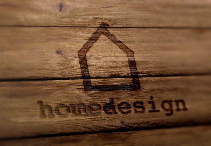"Logo ""Home Design""  #graphicdesign #logo #homedesign"