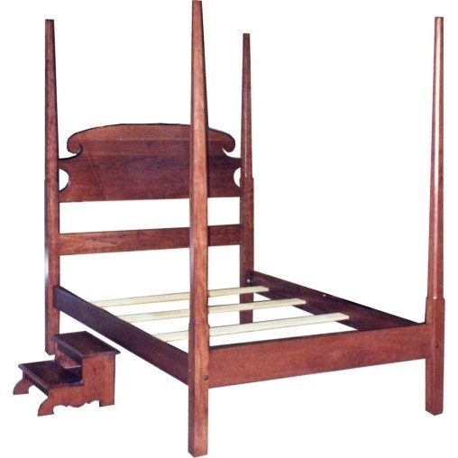 Antique Pencil Post Rice Bed Gray White And Copper Bedroom: 28 Best Images About Pencil Post Beds ~LOVE~ On Pinterest