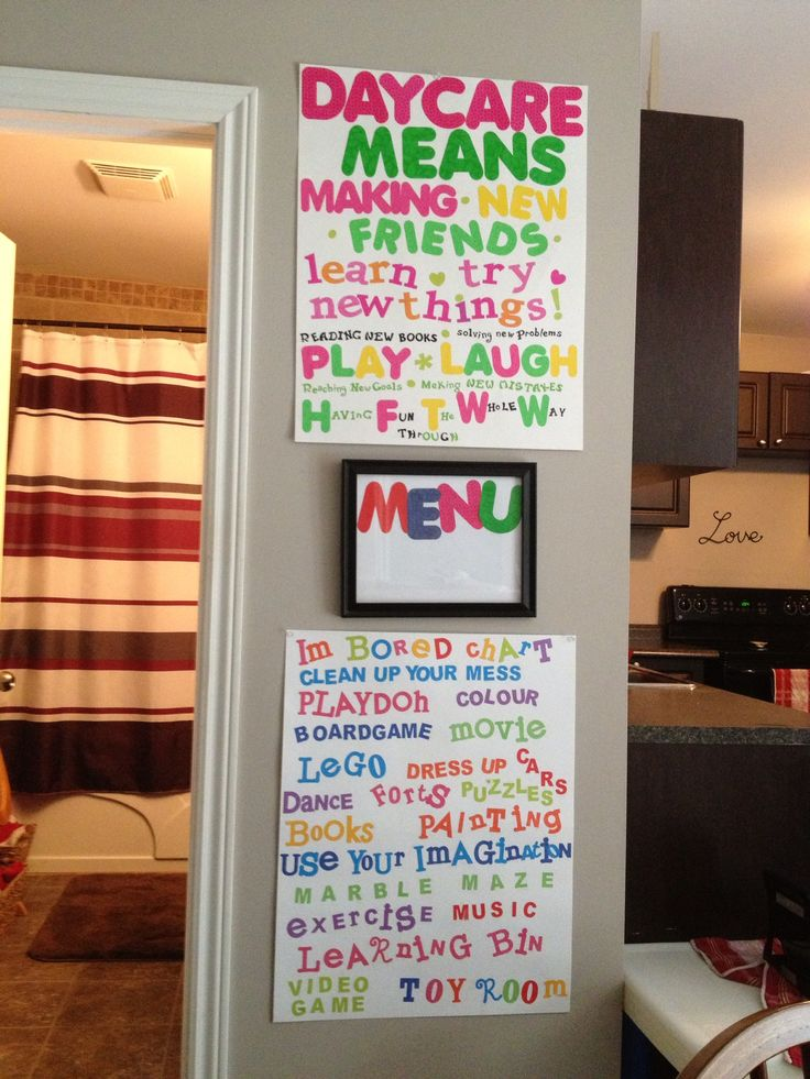 Best 25+ Day care centers ideas on Pinterest | Day care ...