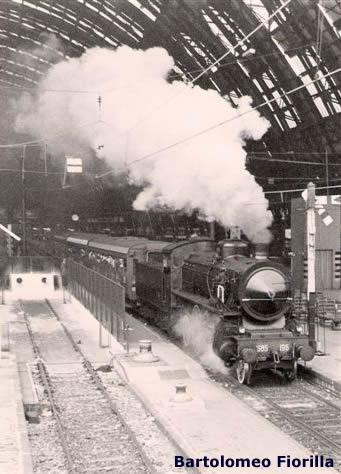 Gr.685 a Milano Centrale