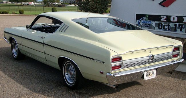 1969 Ford Torino Gt Fastback With Images Classic Cars Ford