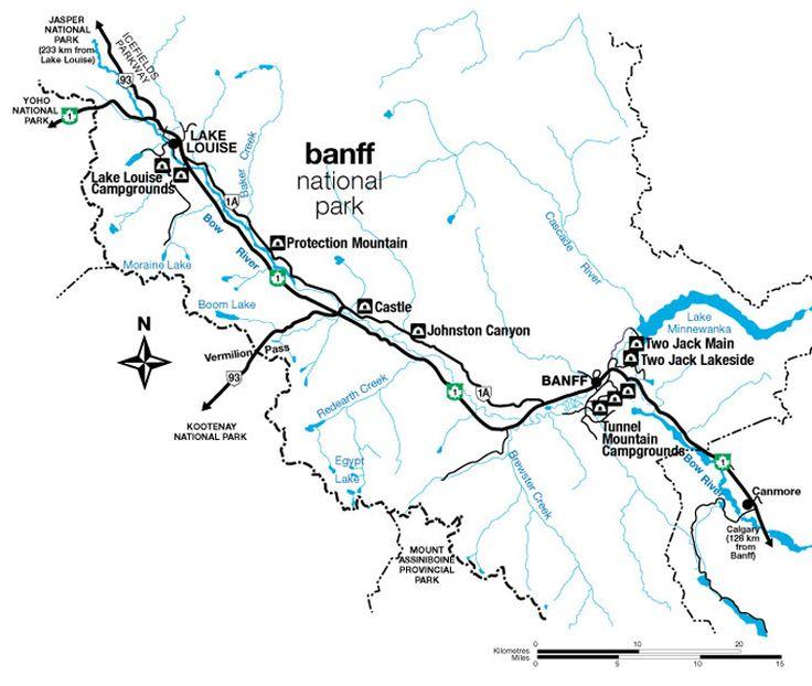 Die Besten 25 Glacier Nationalpark Karte Ideen Auf