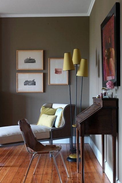 Living Room Green Paint 105 best paint images on pinterest | colors, farrow ball and live