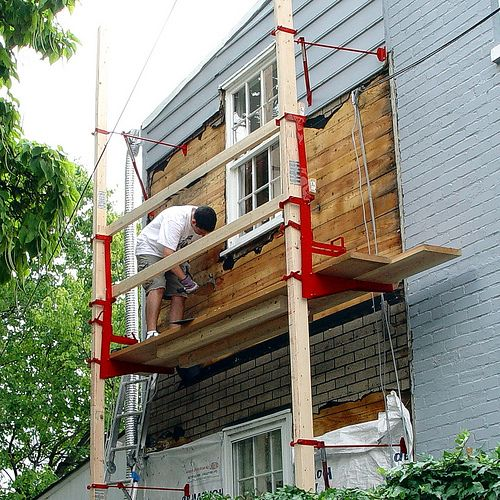 17 Best Ideas About Pump Jack Scaffolding On Pinterest