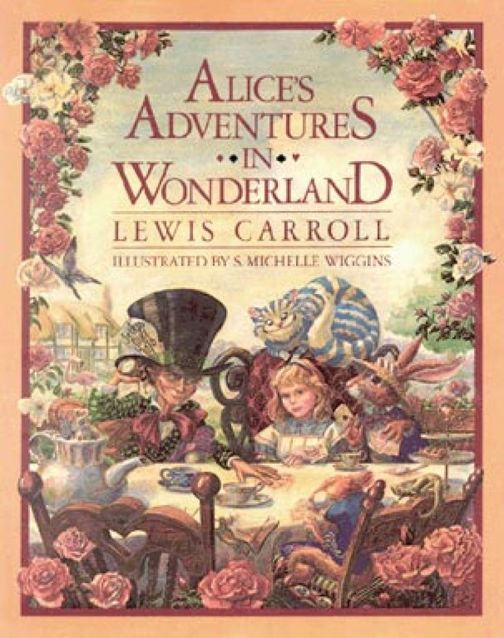 book report about alice in wonderland Project gutenberg's alice's adventures in wonderland 'and what is the use of a book,' thought alice 'without pictures or conversations.