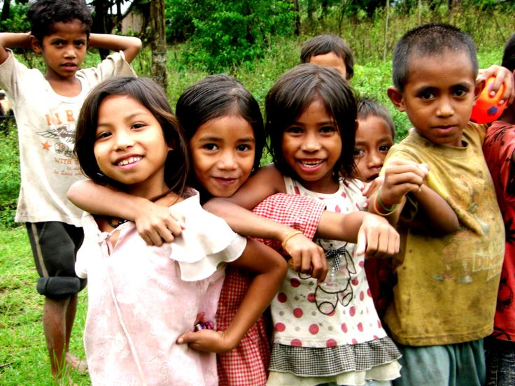 Every year we go trekking in the Lautem District of East Timor and  hosted by the Luro community in their homes.