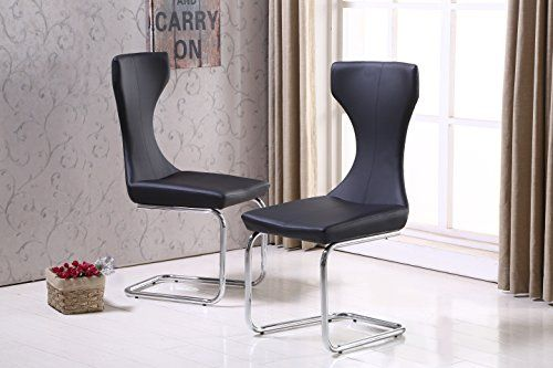MODERNIQUE X4 Beloved Faux Leather Dining Chairs in Black... https://www.amazon.co.uk/dp/B01N1ZZRFY/ref=cm_sw_r_pi_dp_x_3qyXybBHM8RRY