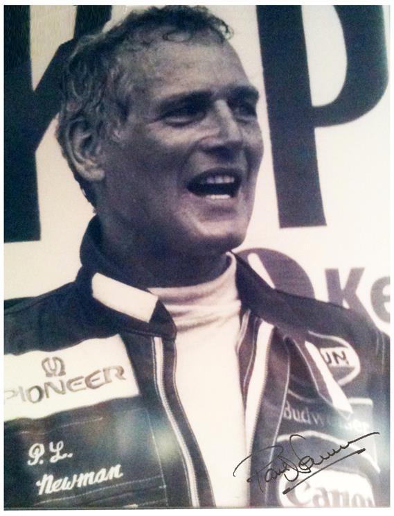 Paul Newman even trained trained at the Skip Barber Racing School at Lime Rock Park, CT. |Pinned from PinTo for iPad|