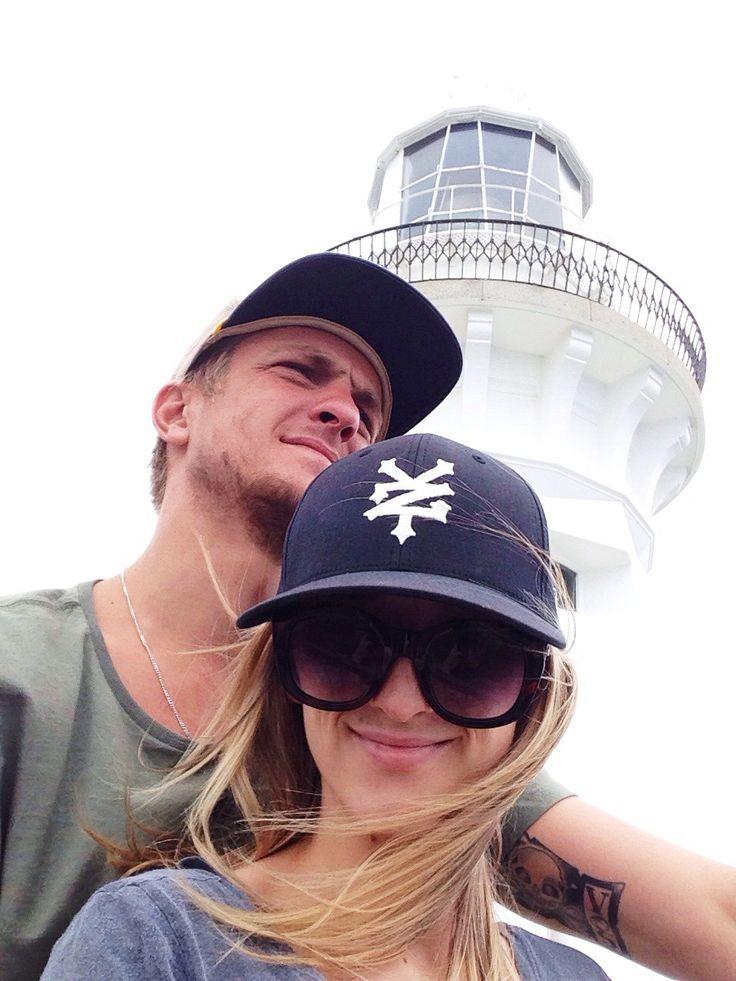 Smokey Cape lighthouse