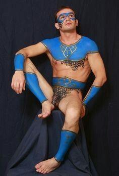 nude intersex