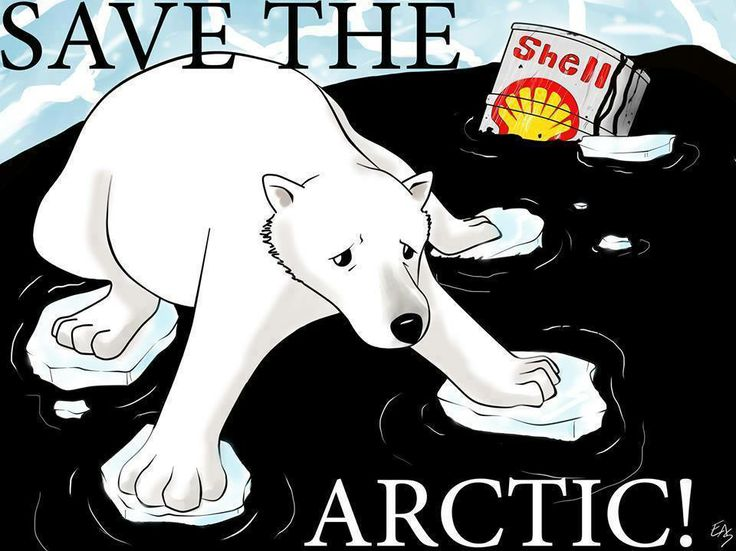 The Arctic is in danger! If companies like Gazprom and Shell go ahead with their plans to extract oil in the offshore ice covered Arctic, a catastrophic oil spill is just a matter of time.  Demand freedom --for good-- for the 30 peaceful protesters who face years in jail because they acted to protect this fragile region: http://act.gp/Arctic30FBIND   Thanks to Ezequiel Sanchez for this illustration.