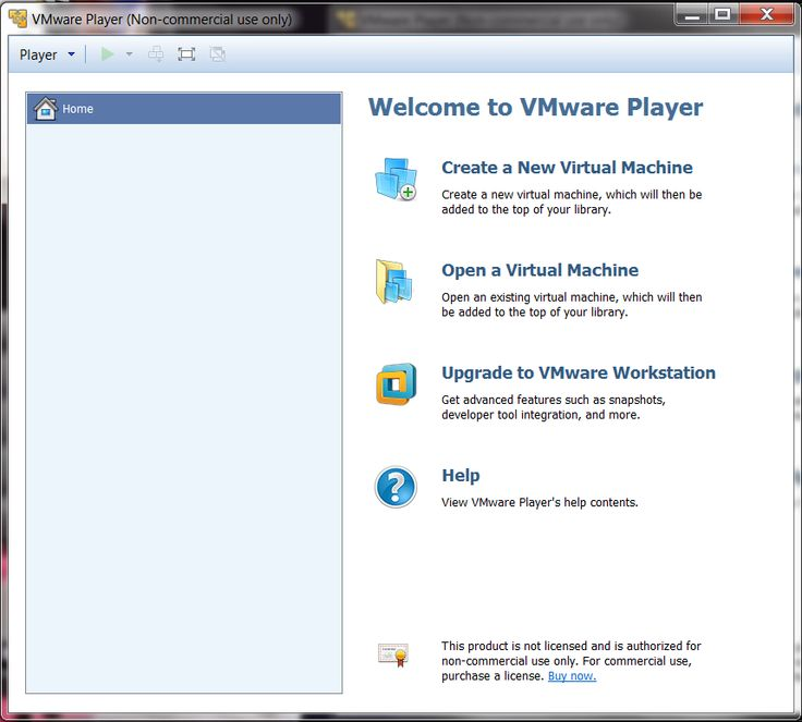 A. Create a VM machine with VM Workstation or VM Player; name virtual machine Userid_Linuxmint_VM where Userid represents the students login id.  The virtual machine's folder should be placed in the in C: (root directory).  Accept the defaults for the virtual machine setting except for the following items: