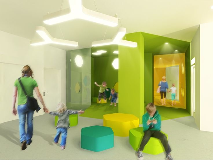 Centrum Neuropsychiatrii Design ProjectsUlHospital DesignHealthcare