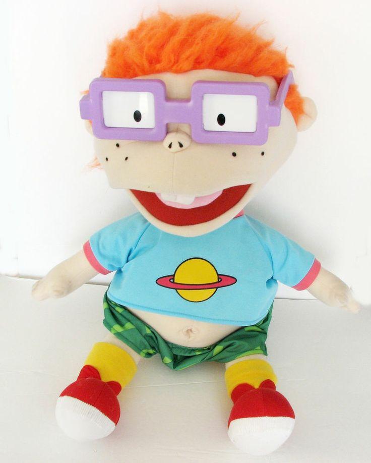 chuckie rugrats toys - photo #3